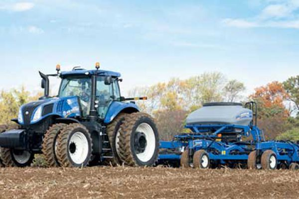 New Holland | Genesis T8 Series - Tier 4B | Model Genesis T8.320