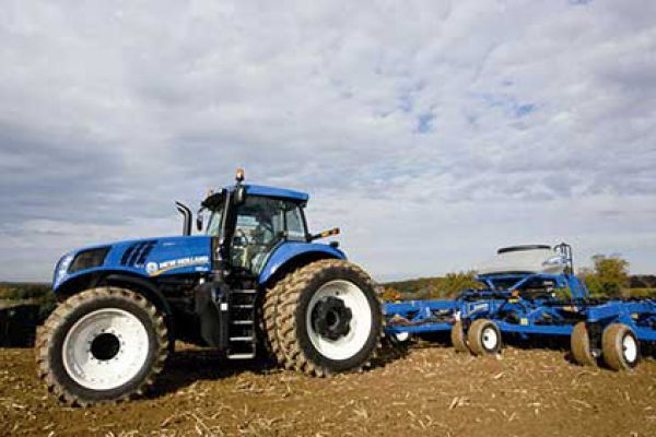 New Holland | Genesis T8 Series - Tier 4B | Model Genesis T8.350