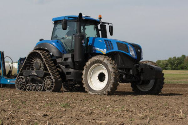 New Holland | Genesis T8 Series - Tier 4B | Model GENESIS T8.410 SMARTTRAX