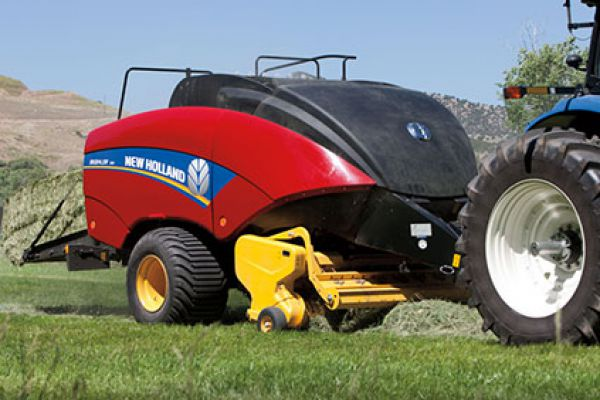 New Holland | Harvest Solutions | Model On The Go ActiveWeigh™ System