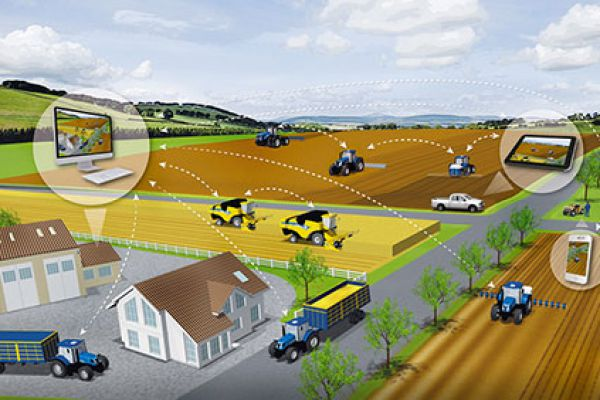 New Holland | PLM™ Connect | Model PLM™ Connect Professional
