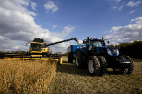 New Holland | Precision Land Management (PLM) | Guidance & Steering