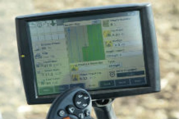 New Holland | Precision Land Management (PLM) | PLM Displays