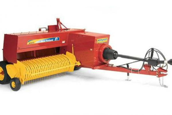 New Holland BC5000 Series Small Square Balers » Intermountain New