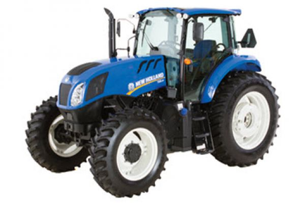 New Holland | TS6 Series - Tier 3 | Model TS6.125