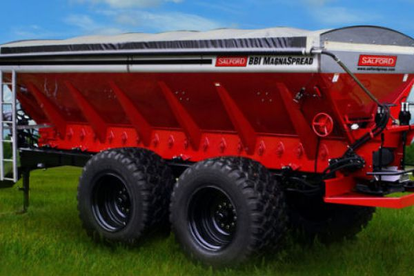 Salford | Fertilizer & Lime Spreaders | BBI MAGNASPREAD SERIES