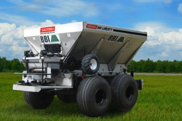 Salford | Fertilizer & Lime Spreaders | BBI LIBERTY