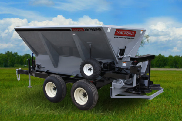 Salford | Fertilizer & Lime Spreaders | BBI TROOPER