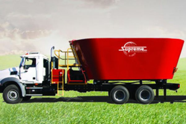Supreme International | Truck Mount | Hydrostatic
