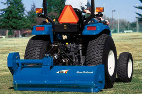 New Holland Flail Mowers (PRIOR MODELS) » Intermountain New