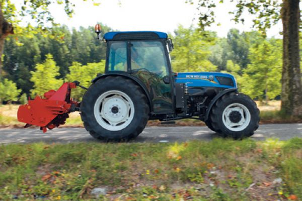 New Holland T4V Vineyard Series - Tier 3 » Intermountain New