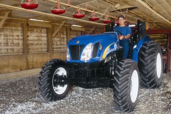 New Holland T4000 Series Tractors (PRIOR MODELS