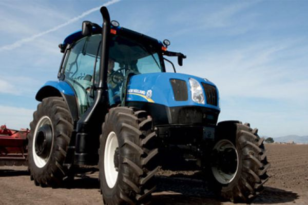 New Holland T6 Series - Tier 4A » Intermountain New Holland