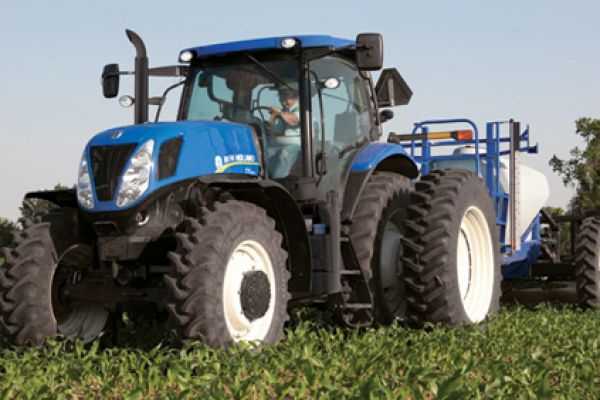 New Holland T7 Series-Tier 4A » Intermountain New Holland, Idaho