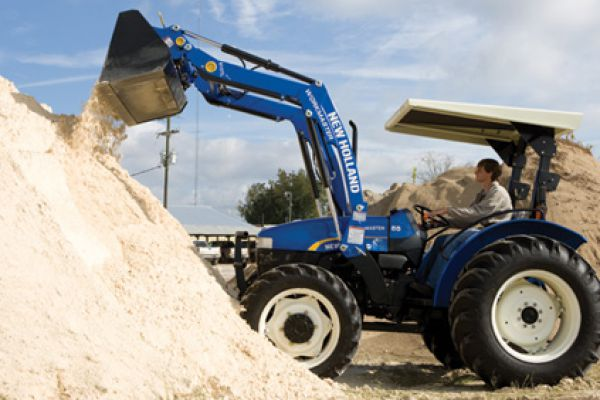 New Holland | Workmaster Utility Tier 3 | Model Workmaster 45 4WD