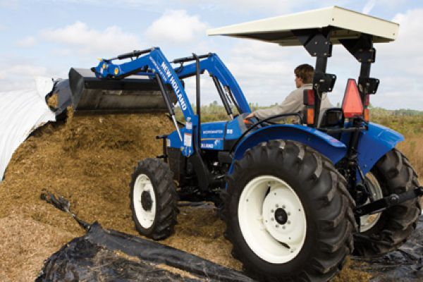 New Holland | Workmaster Utility Tier 3 | Model Workmaster 55 2WD