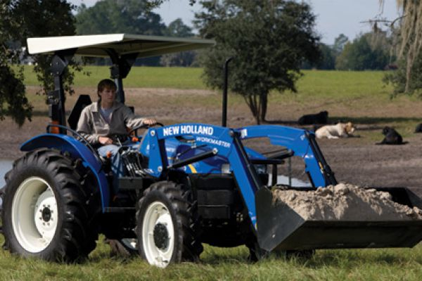 New Holland | Workmaster Utility Tier 3 | Model Workmaster 55 4WD