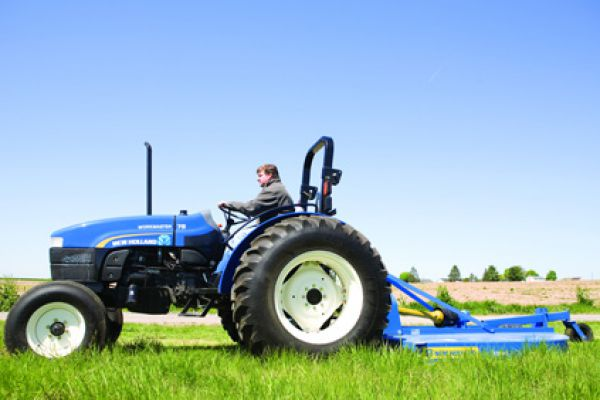 New Holland | Workmaster Utility Tier 3 | Model Workmaster 75 4WD