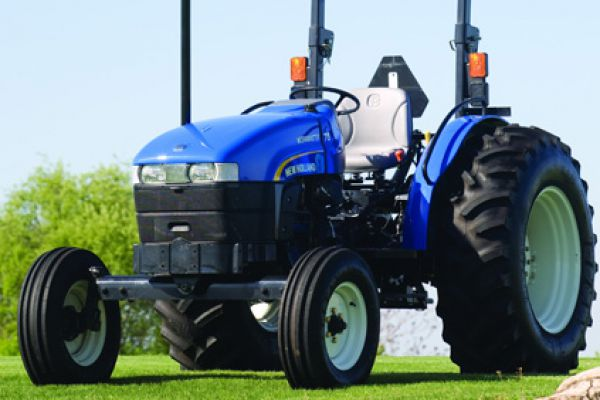 New Holland | Workmaster Utility Tier 3 | Model Workmaster 75 2WD