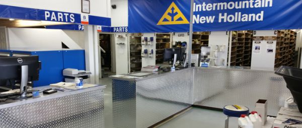 Intermountain New Holland Parts Department » Intermountain New