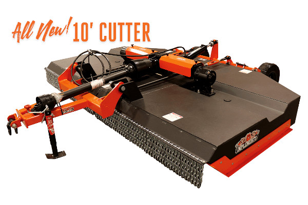 Bad Boy Mowers | Rotary Cutters | Model Rotary 10' Cutter