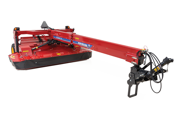 New Holland | Discbine® 310/312 Center-Pivot Disc Mower-Conditioners | Model Discbine® 310 (Steel)
