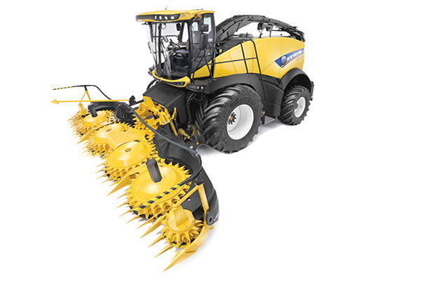 New Holland 750BFI Corn header