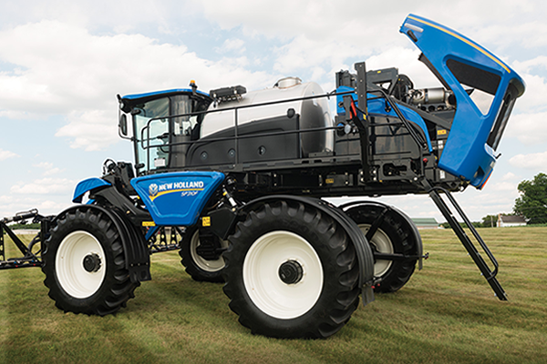 New Holland | Spraying Equipment | Guardian Front Boom Sprayers