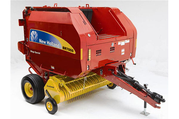 New Holland | Roll-Belt Round Balers | Model BR7050