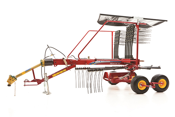 New Holland | ProRotor Rotary Hay Rakes | Model ProRotor.3114